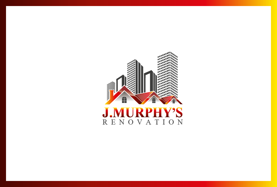 Logo Design by Private User - Entry No. 33 in the Logo Design Contest J. Murphy's Renovations Logo Design.