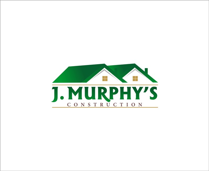 Logo Design by Mhon_Rose - Entry No. 39 in the Logo Design Contest J. Murphy's Renovations Logo Design.