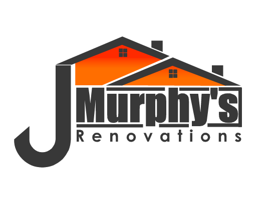 Logo Design by Ismail Adhi Wibowo - Entry No. 48 in the Logo Design Contest J. Murphy's Renovations Logo Design.