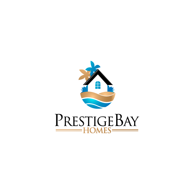 Logo Design by chinie05 - Entry No. 16 in the Logo Design Contest Imaginative Logo Design for Prestige Bay Homes.