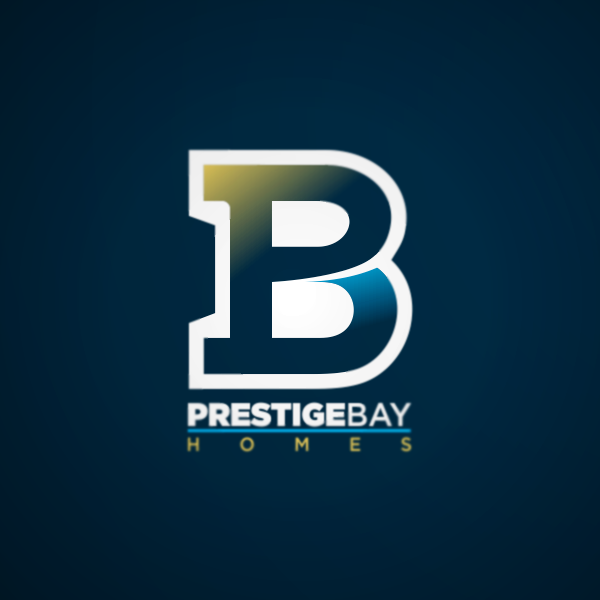 Logo Design by Private User - Entry No. 27 in the Logo Design Contest Imaginative Logo Design for Prestige Bay Homes.