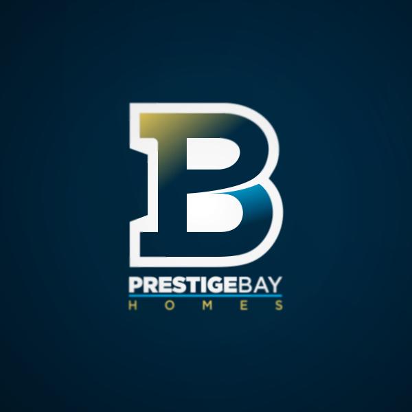 Logo Design by Private User - Entry No. 27 in the Logo Design Contest Imaginative Logo Design for Prestige Bay Homes.