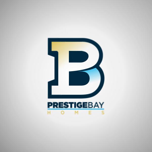 Logo Design by Private User - Entry No. 28 in the Logo Design Contest Imaginative Logo Design for Prestige Bay Homes.