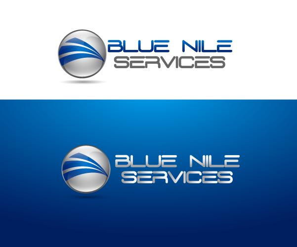 Logo Design by Private User - Entry No. 19 in the Logo Design Contest Imaginative Logo Design for Blue Nile Service Ltd.