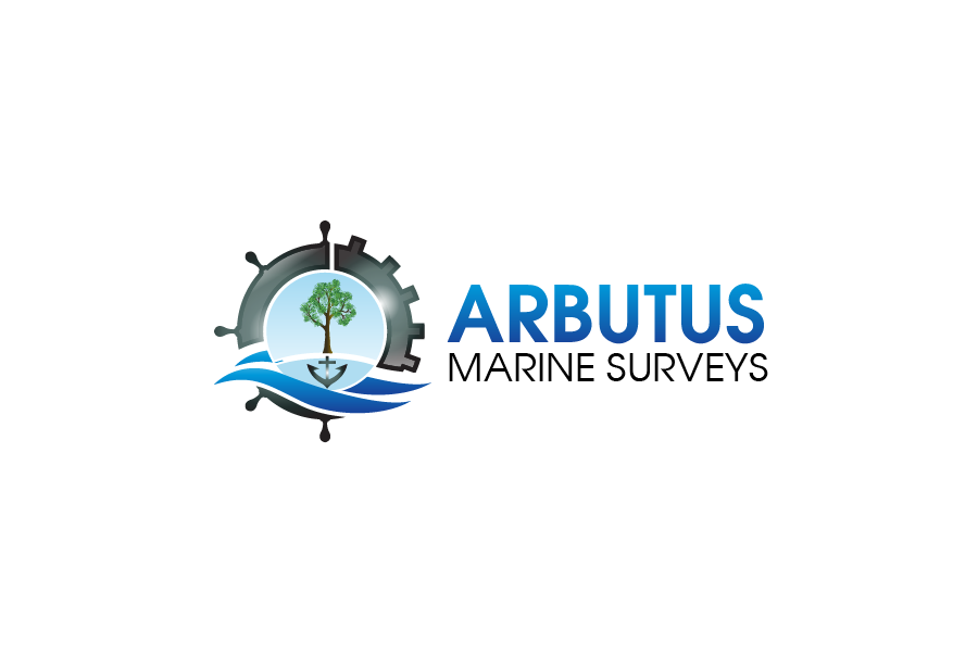 Logo Design by Private User - Entry No. 24 in the Logo Design Contest Professional Business Logo Design for Arbutus Marine Surveys.