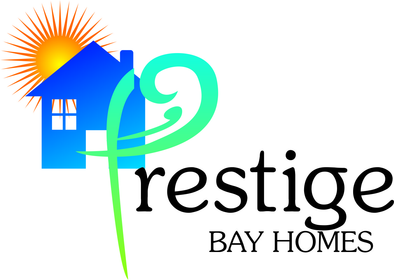 Logo Design by Private User - Entry No. 31 in the Logo Design Contest Imaginative Logo Design for Prestige Bay Homes.