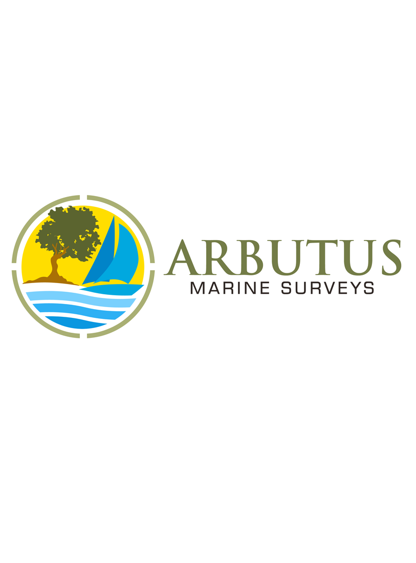 Logo Design by Private User - Entry No. 25 in the Logo Design Contest Professional Business Logo Design for Arbutus Marine Surveys.