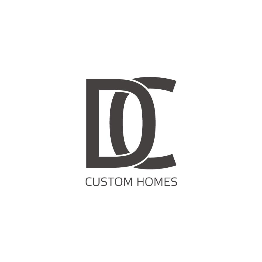 Logo Design by Private User - Entry No. 226 in the Logo Design Contest Creative Logo Design for DC Custom Homes.