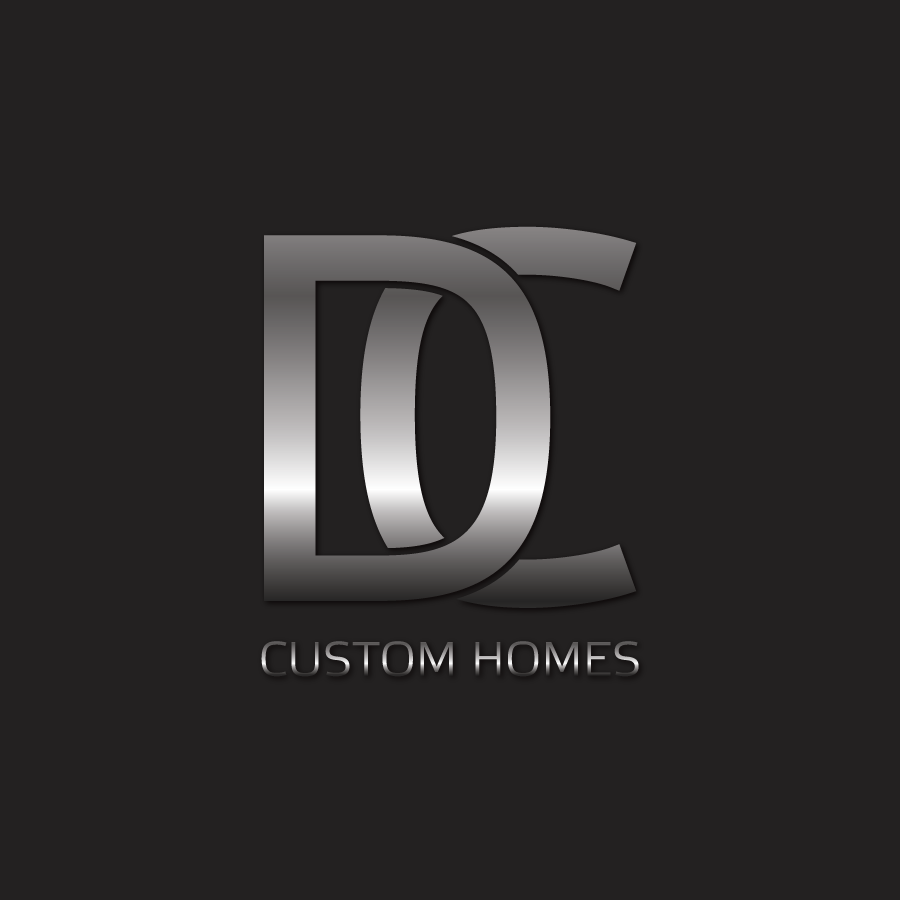 Logo Design by Private User - Entry No. 228 in the Logo Design Contest Creative Logo Design for DC Custom Homes.