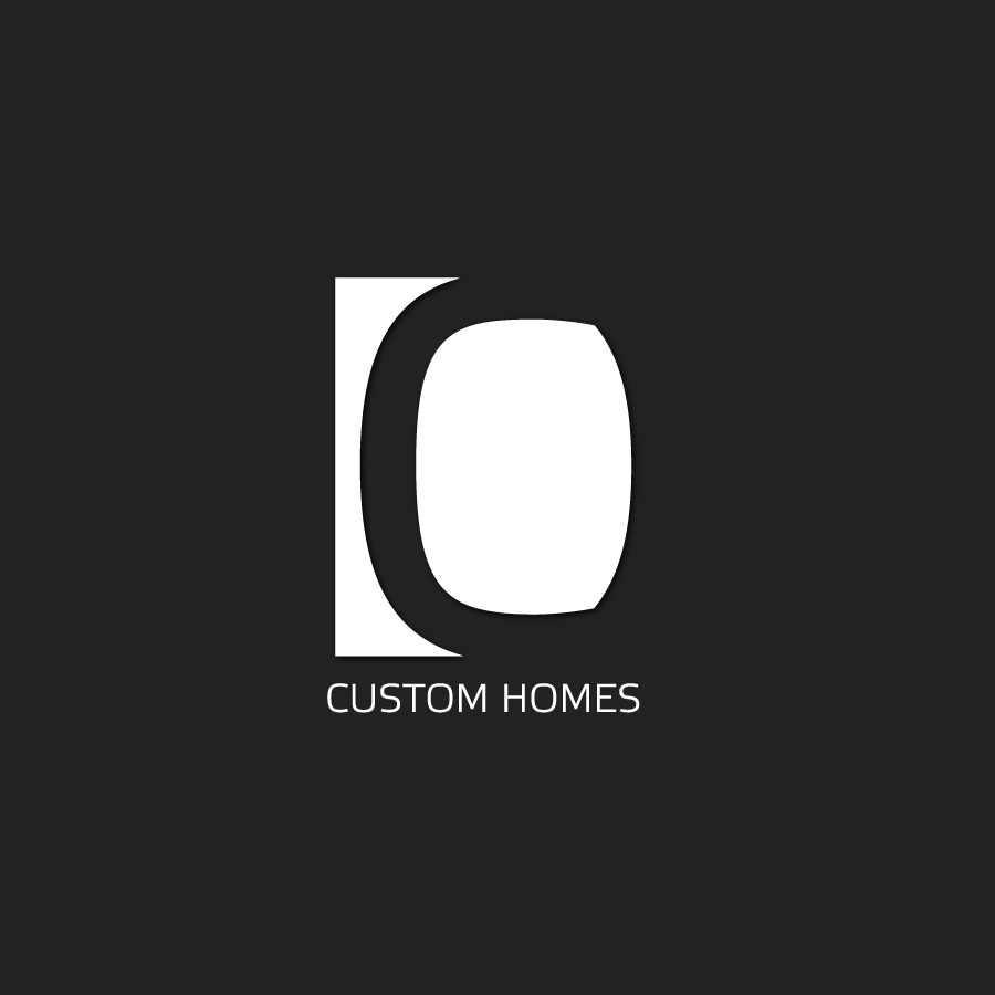 Logo Design by Private User - Entry No. 230 in the Logo Design Contest Creative Logo Design for DC Custom Homes.