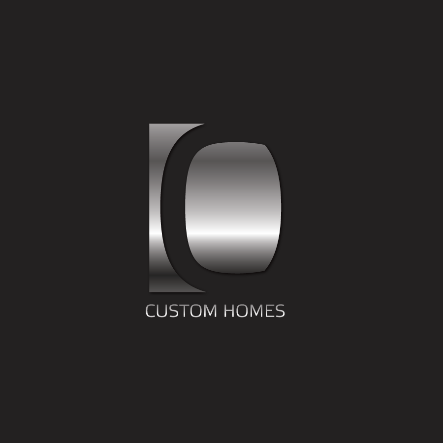 Logo Design by Private User - Entry No. 231 in the Logo Design Contest Creative Logo Design for DC Custom Homes.