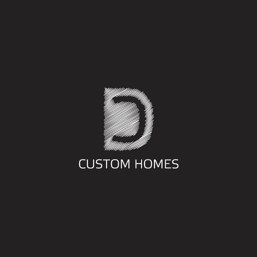 Logo Design by Private User - Entry No. 234 in the Logo Design Contest Creative Logo Design for DC Custom Homes.