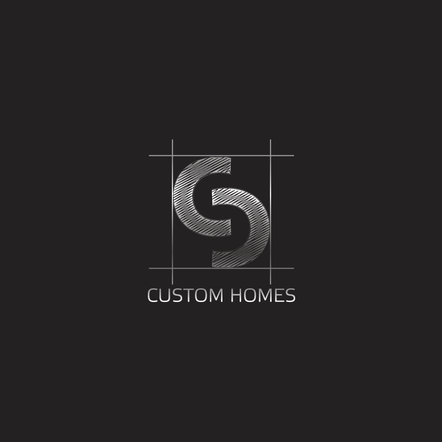Logo Design by Private User - Entry No. 235 in the Logo Design Contest Creative Logo Design for DC Custom Homes.