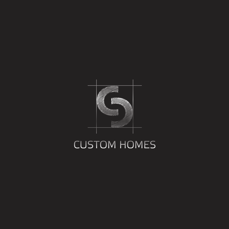 Logo Design by Private User - Entry No. 236 in the Logo Design Contest Creative Logo Design for DC Custom Homes.