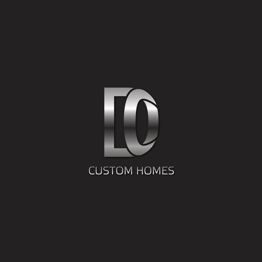 Logo Design by Private User - Entry No. 237 in the Logo Design Contest Creative Logo Design for DC Custom Homes.