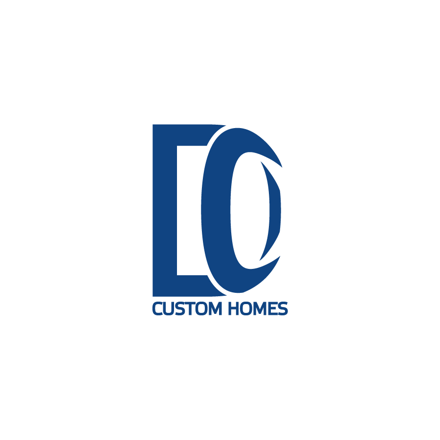 Logo Design by Private User - Entry No. 239 in the Logo Design Contest Creative Logo Design for DC Custom Homes.
