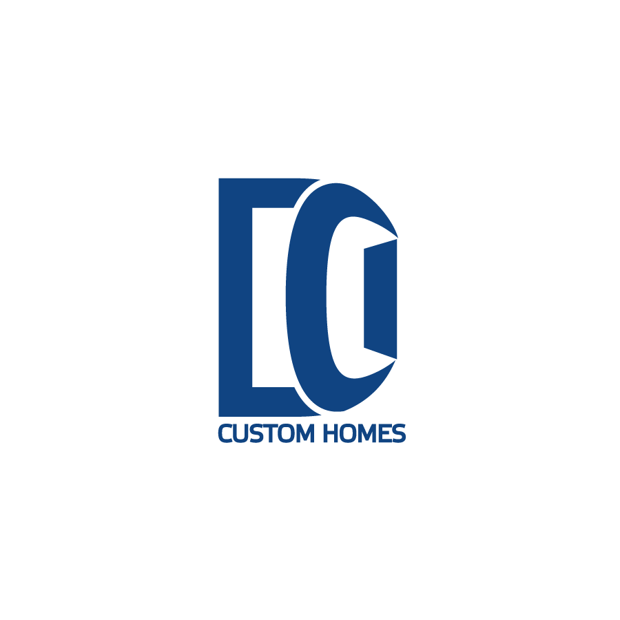 Logo Design by Private User - Entry No. 240 in the Logo Design Contest Creative Logo Design for DC Custom Homes.
