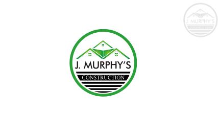 Logo Design by Yuda Hermawan - Entry No. 63 in the Logo Design Contest J. Murphy's Renovations Logo Design.