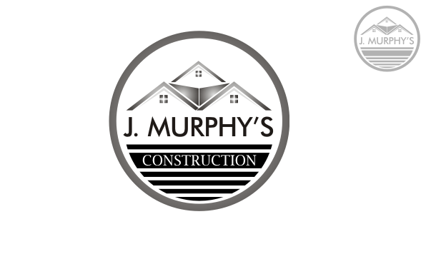 Logo Design by Yuda Hermawan - Entry No. 64 in the Logo Design Contest J. Murphy's Renovations Logo Design.