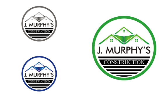 Logo Design by Yuda Hermawan - Entry No. 65 in the Logo Design Contest J. Murphy's Renovations Logo Design.