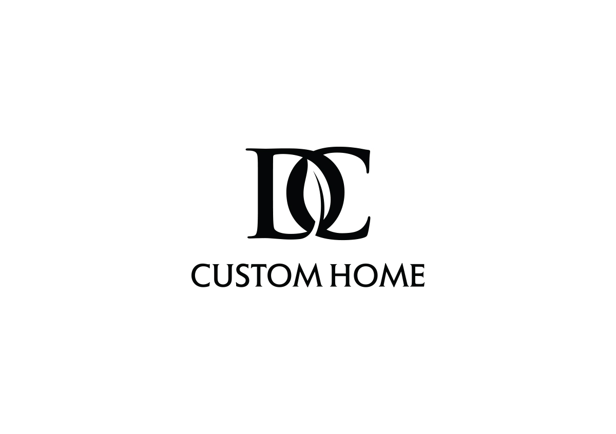 Logo Design by autobot - Entry No. 247 in the Logo Design Contest Creative Logo Design for DC Custom Homes.