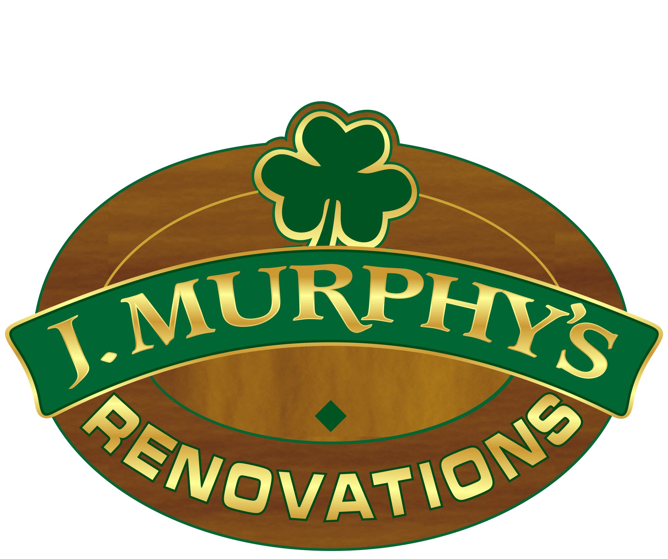 Logo Design by Robert Morgan - Entry No. 73 in the Logo Design Contest J. Murphy's Renovations Logo Design.