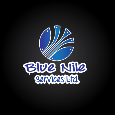 Logo Design by Private User - Entry No. 27 in the Logo Design Contest Imaginative Logo Design for Blue Nile Service Ltd.