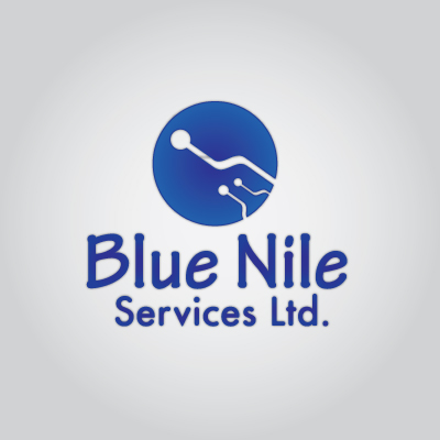 Logo Design by Private User - Entry No. 28 in the Logo Design Contest Imaginative Logo Design for Blue Nile Service Ltd.