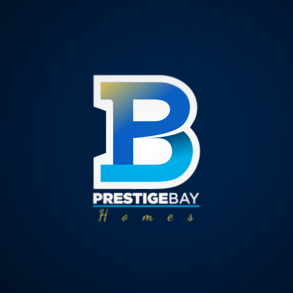 Logo Design by Private User - Entry No. 33 in the Logo Design Contest Imaginative Logo Design for Prestige Bay Homes.