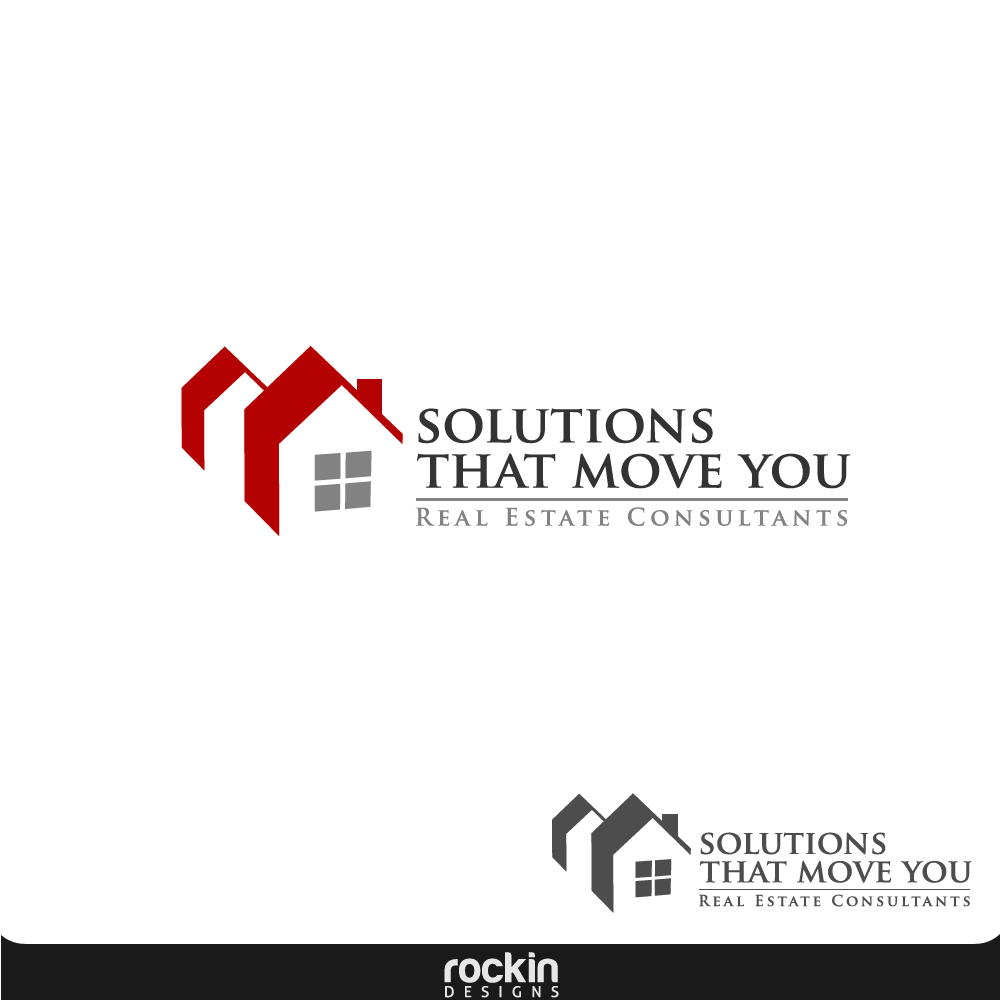 Logo Design by rockin - Entry No. 2 in the Logo Design Contest Imaginative Logo Design for Solutions That Move You.