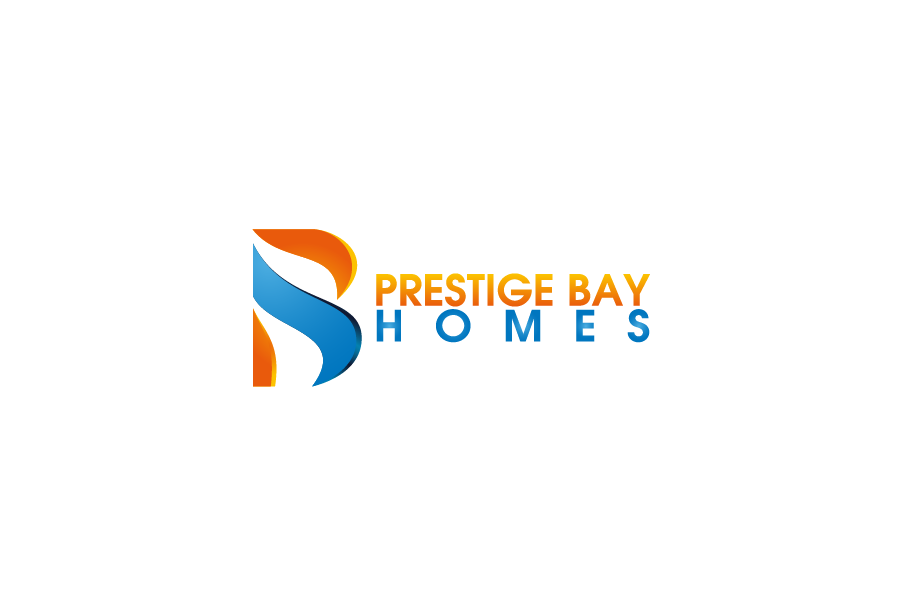 Logo Design by Private User - Entry No. 47 in the Logo Design Contest Imaginative Logo Design for Prestige Bay Homes.