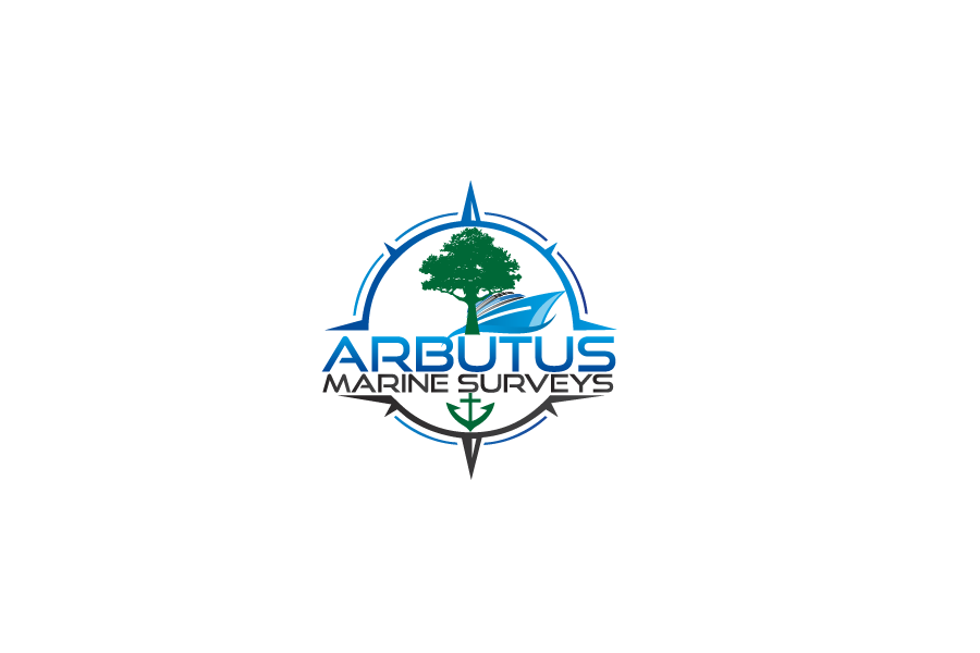 Logo Design by Private User - Entry No. 30 in the Logo Design Contest Professional Business Logo Design for Arbutus Marine Surveys.