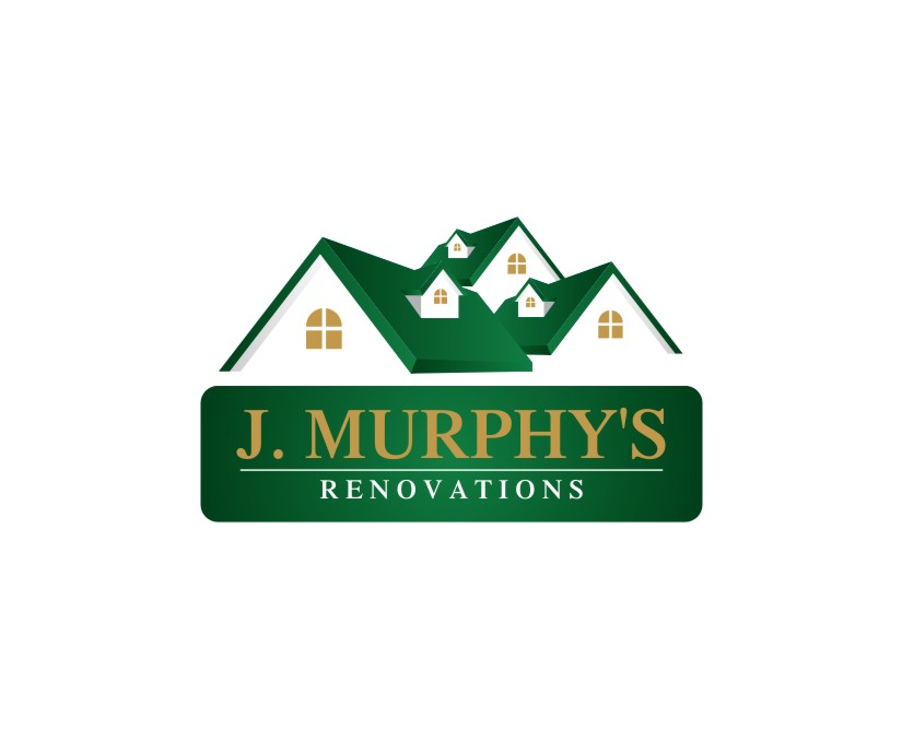 Logo Design by untung - Entry No. 90 in the Logo Design Contest J. Murphy's Renovations Logo Design.