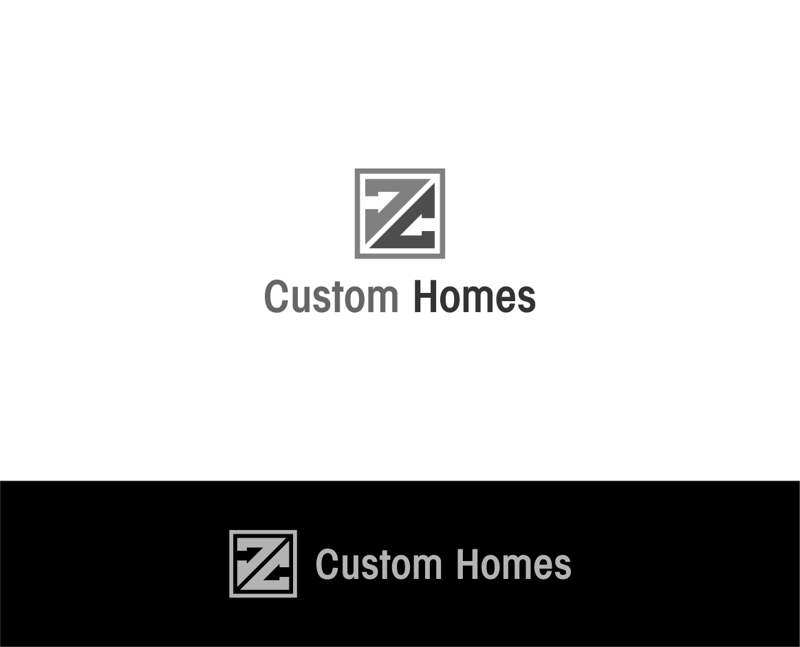 Logo Design by haidu - Entry No. 254 in the Logo Design Contest Creative Logo Design for DC Custom Homes.