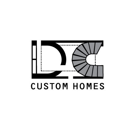 Logo Design by Nirmali Kaushalya - Entry No. 256 in the Logo Design Contest Creative Logo Design for DC Custom Homes.