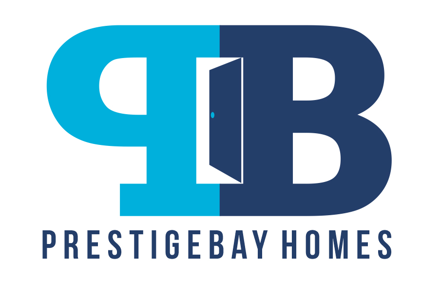 Logo Design by Indika Kiriella - Entry No. 53 in the Logo Design Contest Imaginative Logo Design for Prestige Bay Homes.