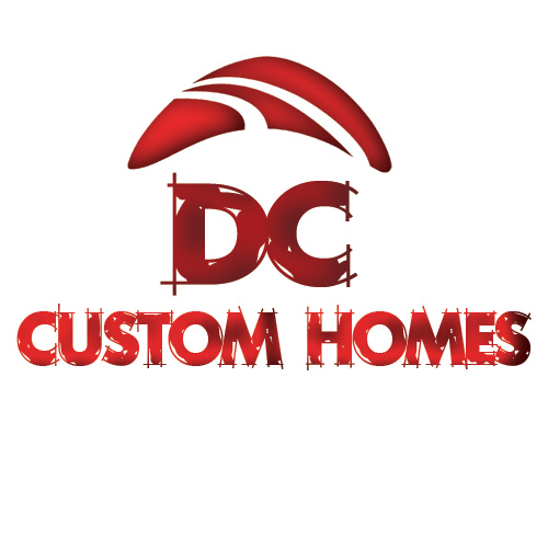 Logo Design by Private User - Entry No. 258 in the Logo Design Contest Creative Logo Design for DC Custom Homes.