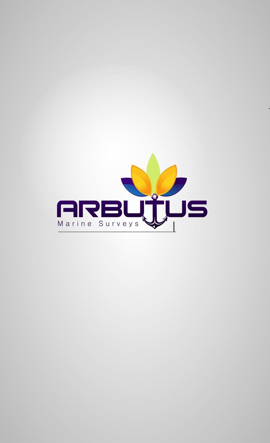 Logo Design by Private User - Entry No. 34 in the Logo Design Contest Professional Business Logo Design for Arbutus Marine Surveys.