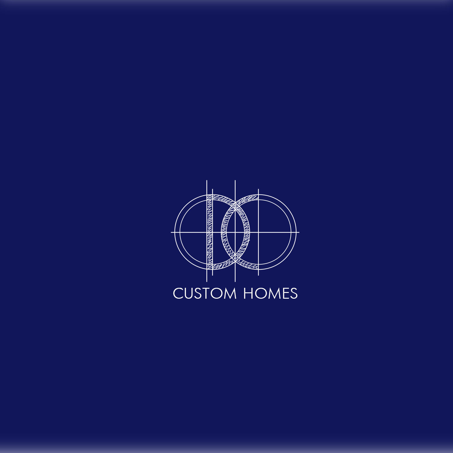 Logo Design by Private User - Entry No. 269 in the Logo Design Contest Creative Logo Design for DC Custom Homes.