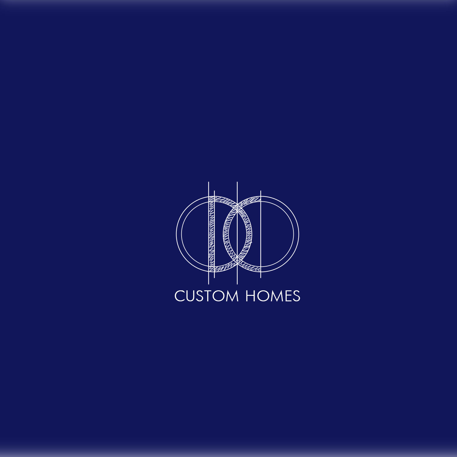 Logo Design by Private User - Entry No. 270 in the Logo Design Contest Creative Logo Design for DC Custom Homes.