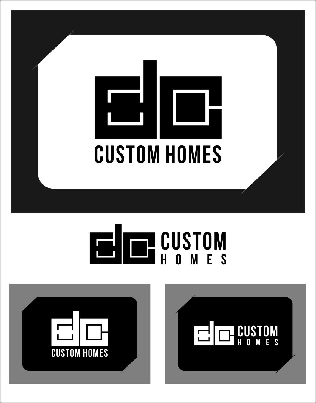 Logo Design by RasYa Muhammad Athaya - Entry No. 278 in the Logo Design Contest Creative Logo Design for DC Custom Homes.
