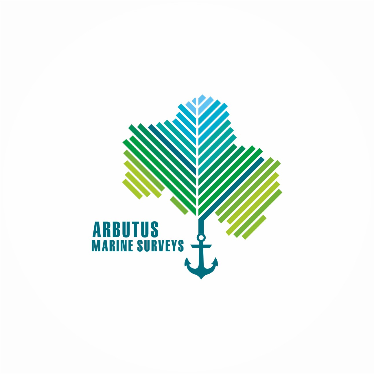 Logo Design by Private User - Entry No. 38 in the Logo Design Contest Professional Business Logo Design for Arbutus Marine Surveys.