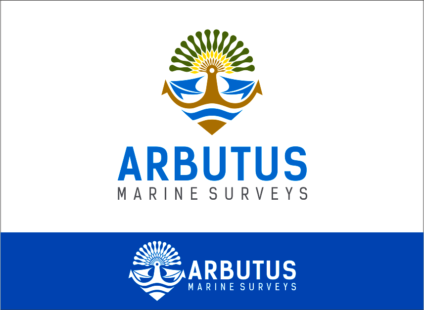 Logo Design by Armada Jamaluddin - Entry No. 42 in the Logo Design Contest Professional Business Logo Design for Arbutus Marine Surveys.