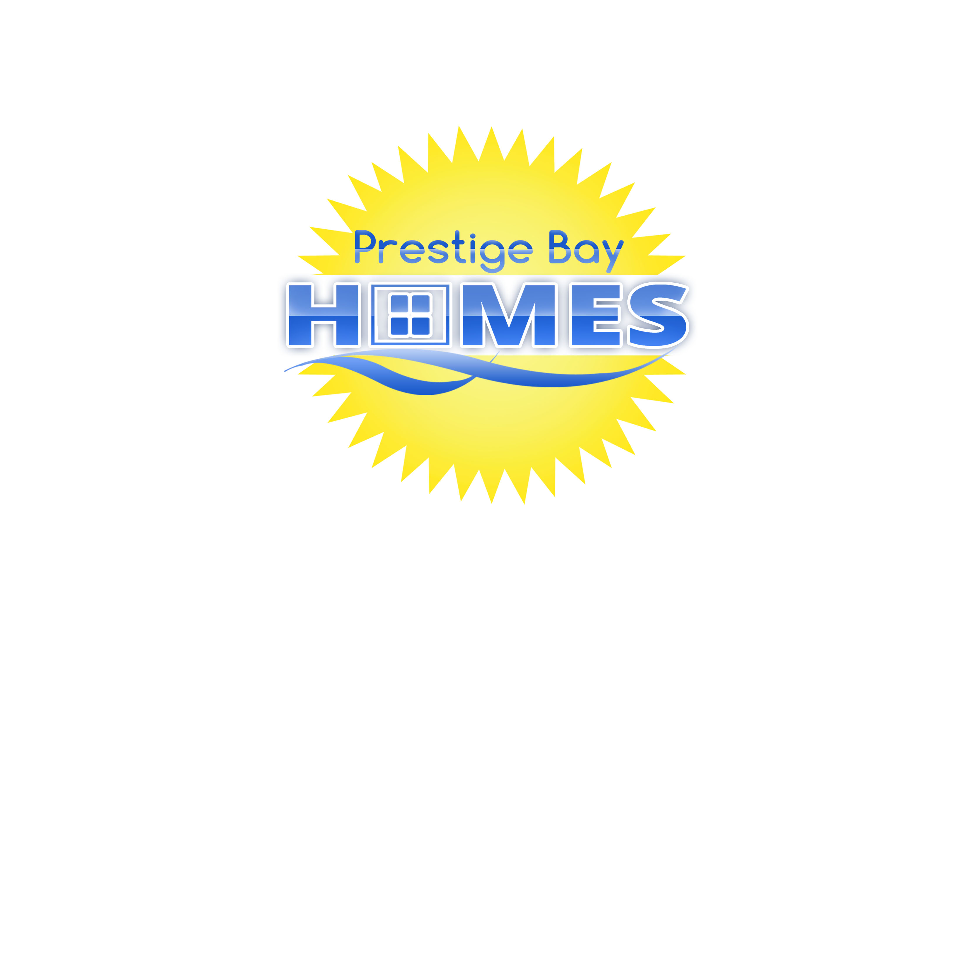Logo Design by Allan Esclamado - Entry No. 55 in the Logo Design Contest Imaginative Logo Design for Prestige Bay Homes.