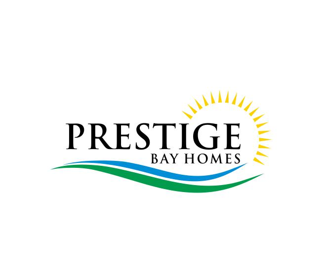 Logo Design by ronny - Entry No. 64 in the Logo Design Contest Imaginative Logo Design for Prestige Bay Homes.