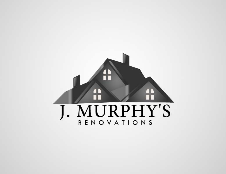 Logo Design by Private User - Entry No. 111 in the Logo Design Contest J. Murphy's Renovations Logo Design.