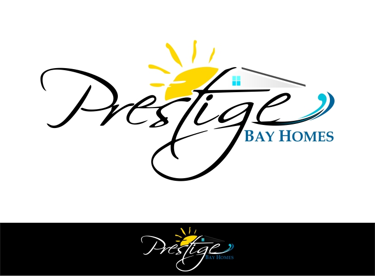 Logo Design by joca - Entry No. 69 in the Logo Design Contest Imaginative Logo Design for Prestige Bay Homes.