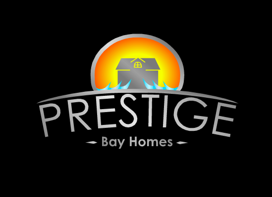 Logo Design by Ismail Adhi Wibowo - Entry No. 74 in the Logo Design Contest Imaginative Logo Design for Prestige Bay Homes.