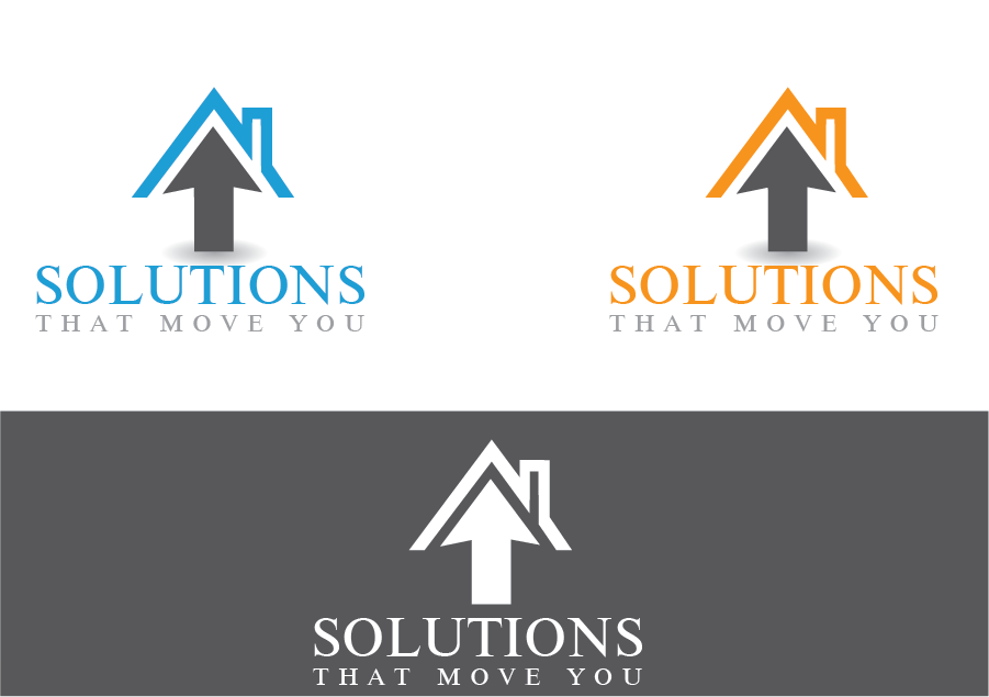 Logo Design by Private User - Entry No. 11 in the Logo Design Contest Imaginative Logo Design for Solutions That Move You.