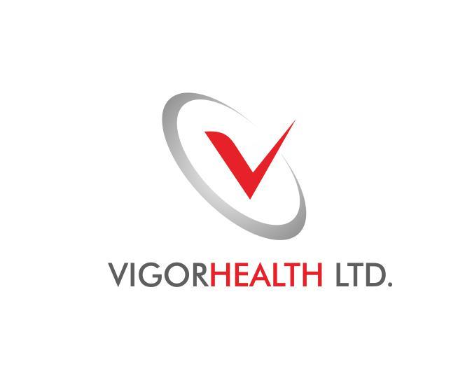 Custom Design by ronny - Entry No. 6 in the Custom Design Contest New Custom Design for Vigor Health Ltd..